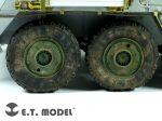 Canadian LAV III Armored Vehicle Weighted Road Wheels