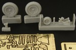 Focke-Wulf Fw 190 A 8 detail set (Eduard kit)