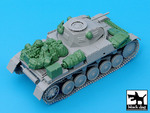 Pz.Kpfw. II Ausf C accessories set