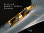 PE for SU-27UB (Academy)