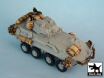 USMC LAV-25 Iraq war accessories set