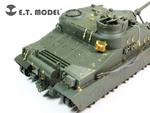 WWII British Heavy Assault Tank A39 Tortoise