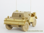 WWII British scout car DINGO Mk.II