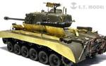 US M26 PERSHING Medium Tank Stowage Bins
