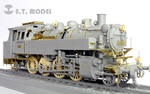 Steam Locomotive BR86 DRG Basic