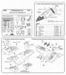 F-16C - interior set for HAS