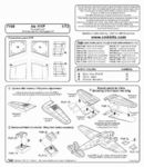 He 111P - fuel tank set for HAS