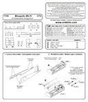 Mosquito Mk.IV - armament set for HAS