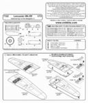 Lancaster Mk.I/II - undercarriage set for HAS