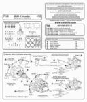 B-26K Invader - engine set for Italeri kit