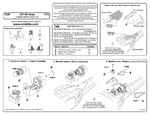 UH-1B Engine set for Italeri