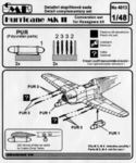 Hurricane Mk.II - conversion set (night figter) for HAS