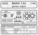 BMW 132 - German engine of WW II