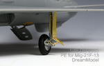 PE for Mig-21F-13(TRUMPETER)