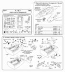 F - 16A - interior set for HAS