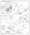 Fokker E.V-detail set  for Eduard kit