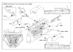 TSR-2 Udercarriage bay for Airfix kit
