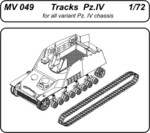 Tracks for Pz.IV and variant