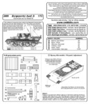Bergepanther - conversion set for REV