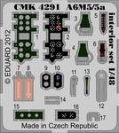 Mitsubishi A6M5/5a - interior set for TAM