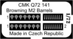 Barrels for M2 Browning 14 pcs