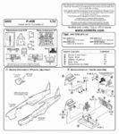 P-40B - interior set for TRU