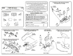 F-86F-40 Sabre-Undercarriage set for HAS