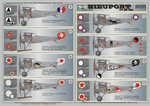 Nieuport 17-25 biz Part 2  Wet decal