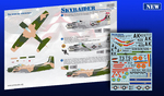 Skyraider Wet decal