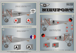 Nieuport Part 1  Wet decal