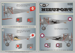 Nieuport Part 2  Wet decal