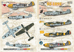 Messershmit Me-109 E Part 2 Wet decal