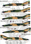 CH-47 Chinook Part 1 The complete set 1,5 leaf Wet decal