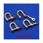 Shackles (4 pcs) (Used in different military vehicles)