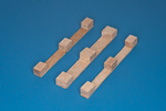 4 x natural wood pallets (self assembly kit)