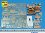 Pz.Kpfw. I Ausf A. Interior – Vol 3 additional set (for Tristar)