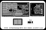 US Tank Destroyer M-10 vol. 2- INTERIOR (for Academy)
