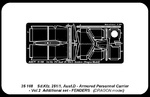 Sd.Kfz.251/1 Ausf. D- Vol.2-add. Set- Fenders (for Dragon)