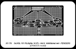 Sd.Kfz.181Pz.Kpfw. VI(P)-Vol.2-add.set-fenders (for Dragon)