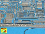 Israeli Tank M51HV I Sherman – vol.1basic set (for Tamiya)