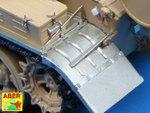 "Iraqi Medium Tank T-55""ENIGMA""-Vol.2-fenders (for Tamiya)"