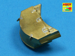 Turret stowage bin for Pz.Kpfw. III (for All models)