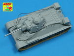 Russian 76,2 mm ZiS-5/F-34 barrel for late KV-1 & T-34/76