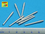 Set of 8 pcs 356mm (14in) L45 Vickers type 41  barrels for Kongo, Haruna, Hiei, Kirishima