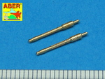 Set of 2 barrels for German 13mm aircraft machine guns MG 131 (early type)