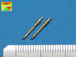 Set of 2 barrels for German 13mm aircraft machine guns MG 131 (late type)