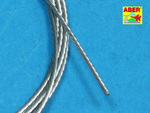 Stainless Steel Towing Cables Ø0,6mm, 1 m long
