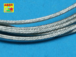 Stainless Steel Towing Cables Ø1,2mm, 1 m long