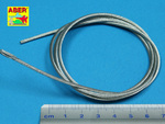 Stainless Steel Towing Cables Ø2,0mm, 1 m long