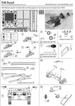 M13/40 Recupero Conversion Set for M 13/40 Carro Armato (7036) (Italeri)